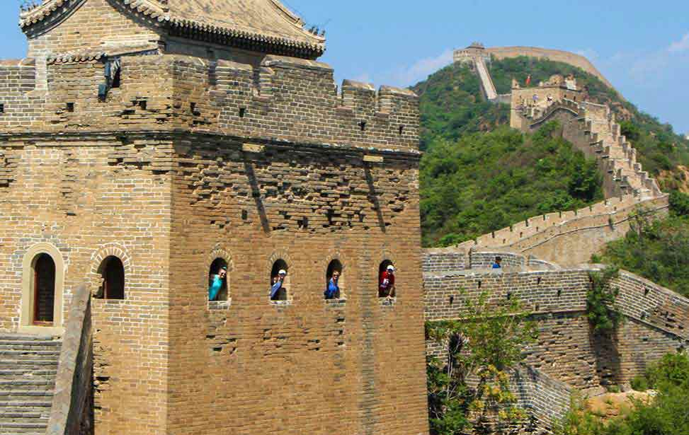 Huanghuacheng Water Great Wall Private Hiking Tour