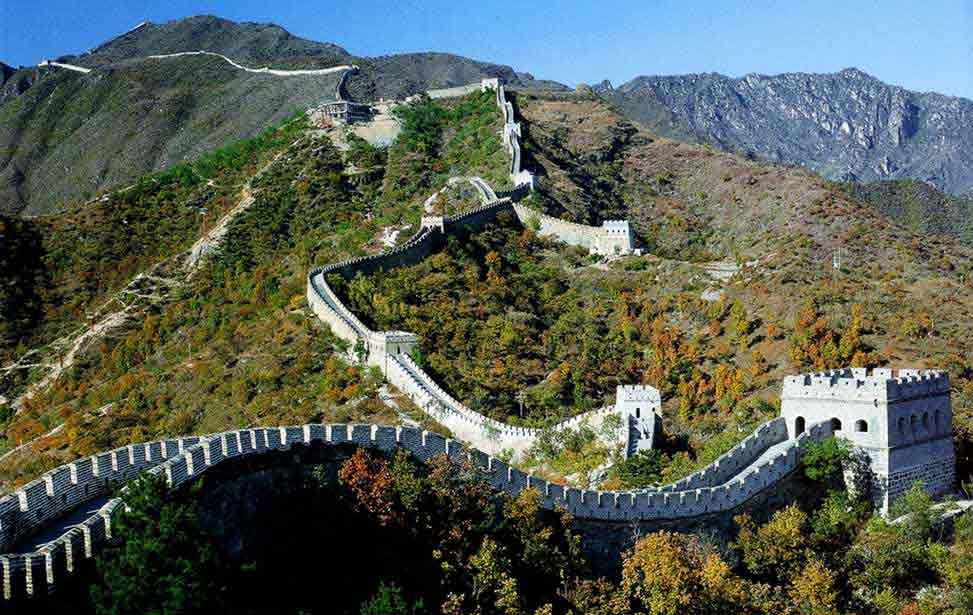 Mutianyu Great Wall+ Summer Palace 1-day Private Tour