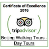 TripAdvisor Excellence 2016