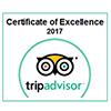 TripAdvisor Excellence 2017
