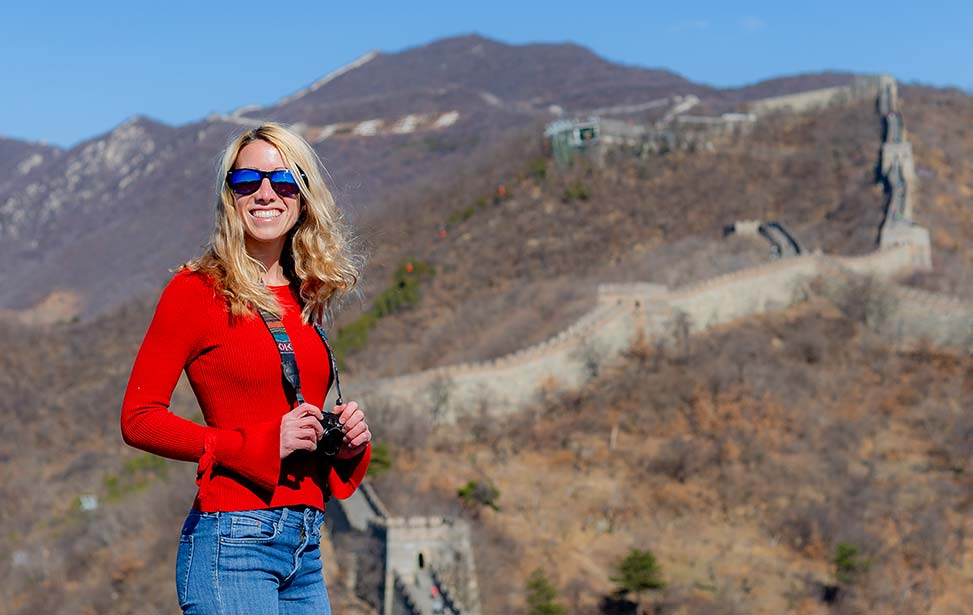 Mutianyu Great Wall Self-guide Layover Transfer Service