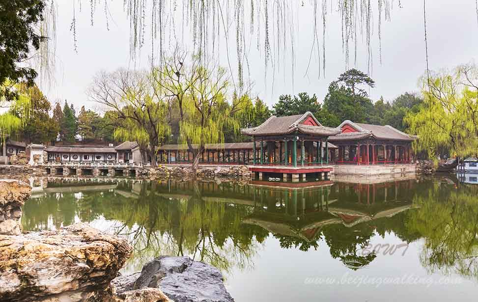 Mutianyu Great Wall + Summer Palace 1-day Private Tour