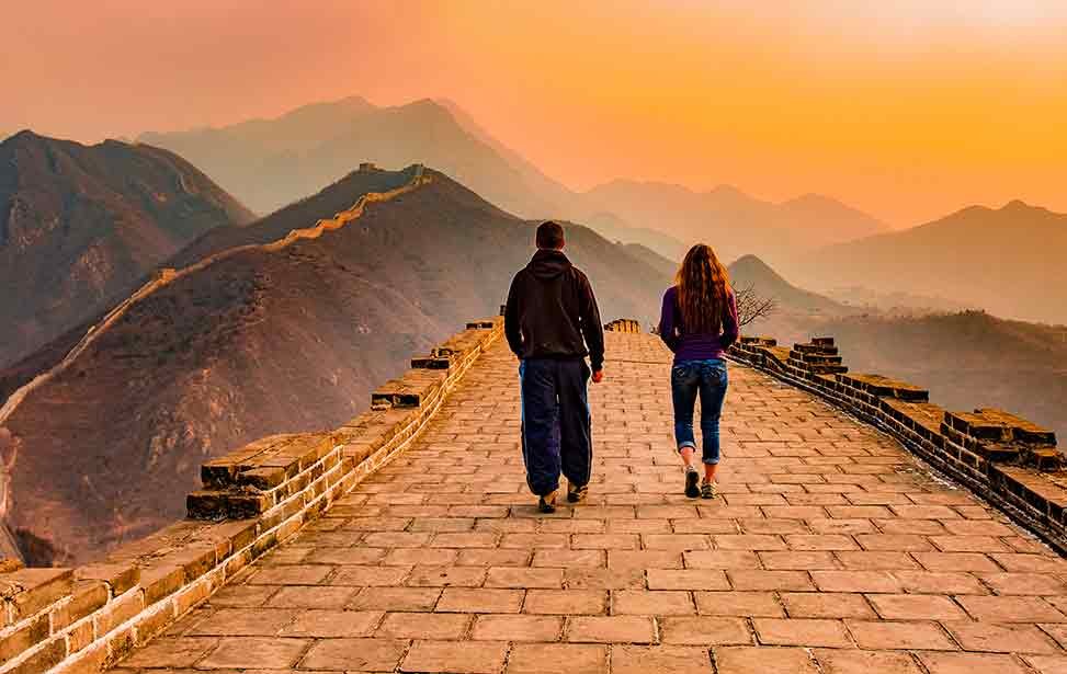 Huanghaucheng Great Wall Sunset/Sunrise Photography Tour
