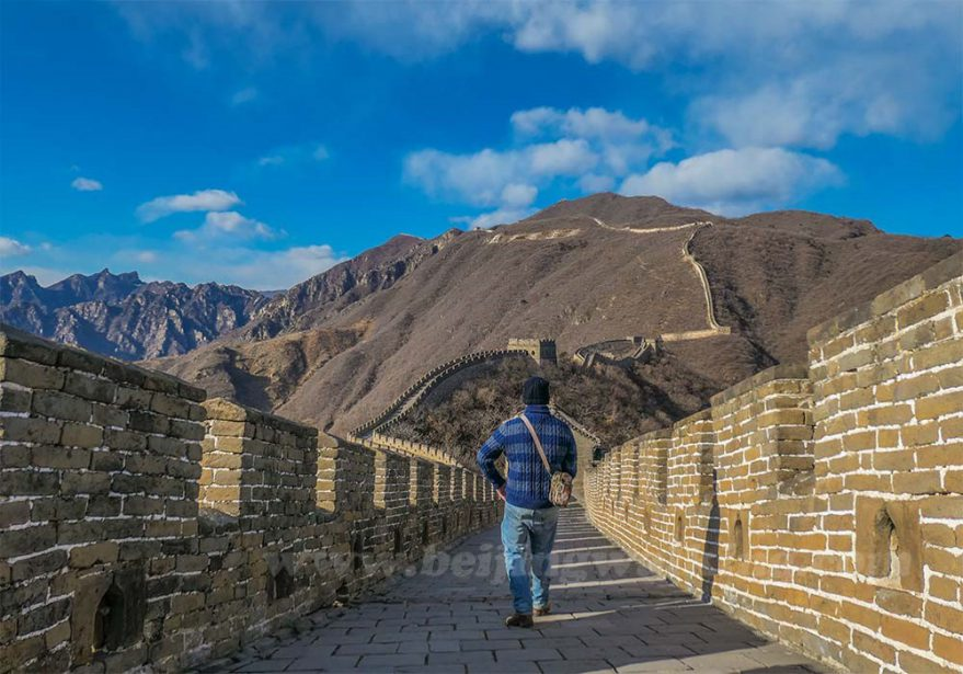 Half-Day Mutianyu Great Wall Tour