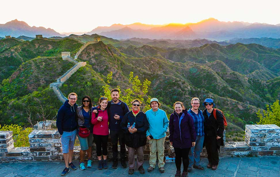 Wild Great Wall Sunset Photo Tour