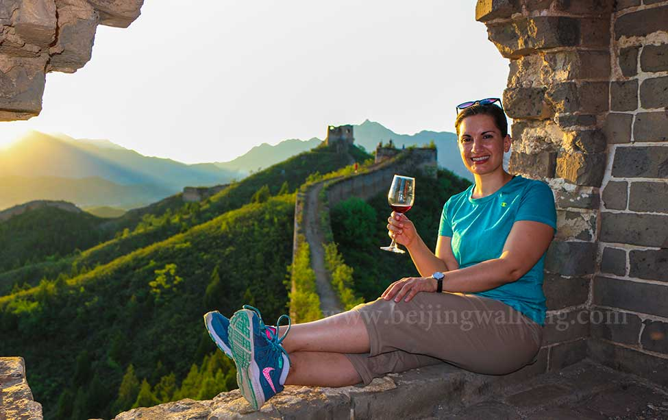 Private Wild Great Wall Sunset Photo Tour