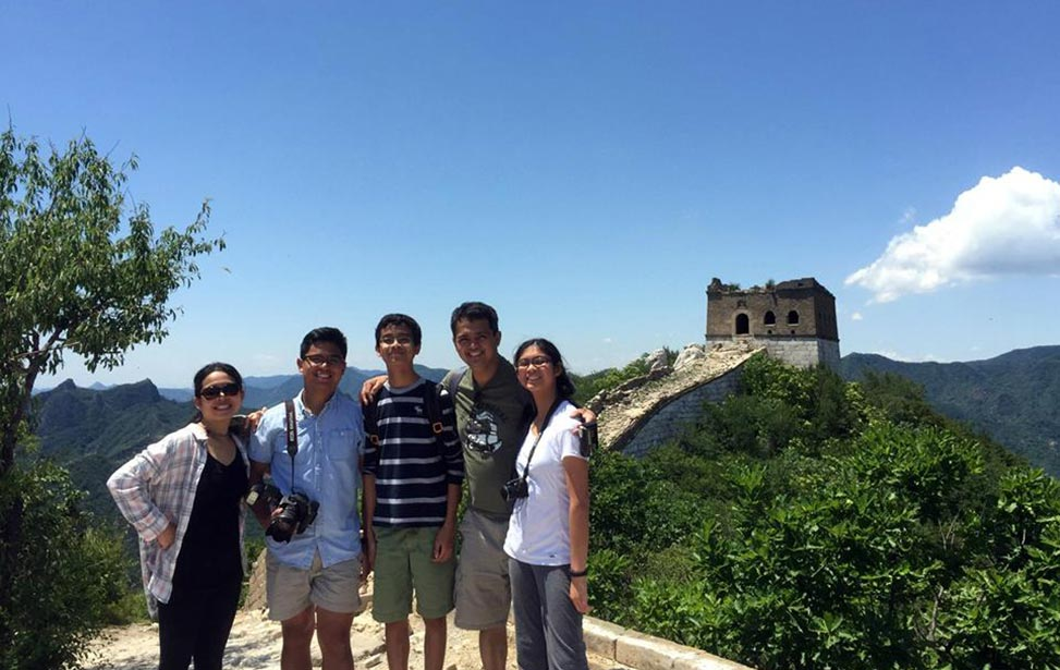 Jiankou to Mutianyu Great Wall Self-guide Hiking Tour