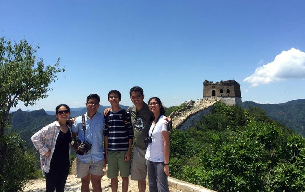 Jiankou to Mutianyu Great Wall Self-guide Hiking Tour