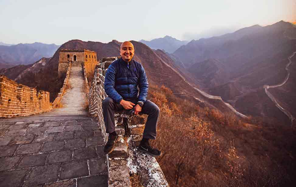 6 Hours Huanghuacheng Great Wall Layover tour from Beijing Airpot