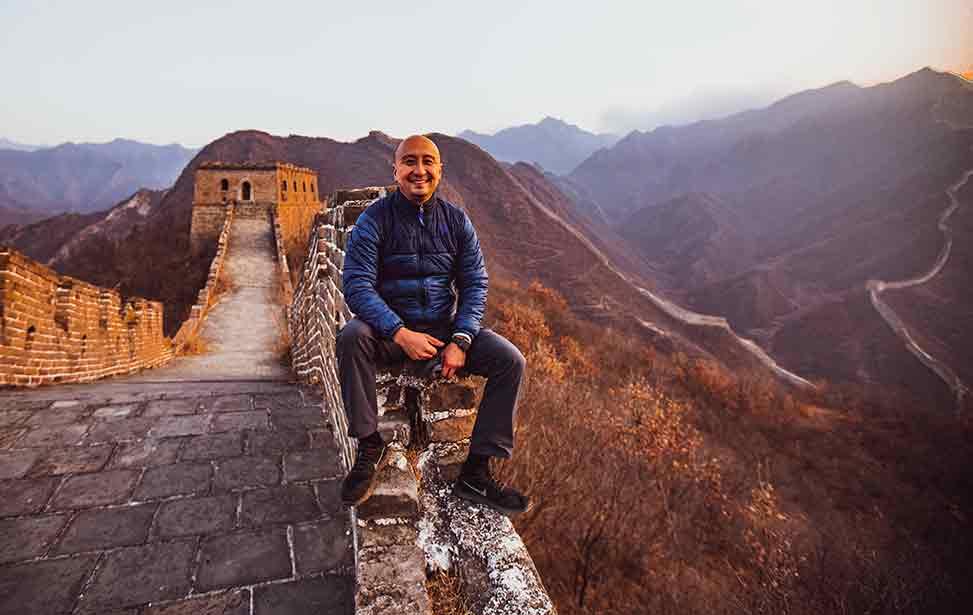 6 Hours Huanghuacheng Great Wall Layover tour from Beijing Airpot